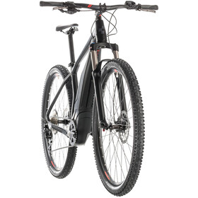 Cube Acid Hybrid Pro 400 E-mountainbike sort